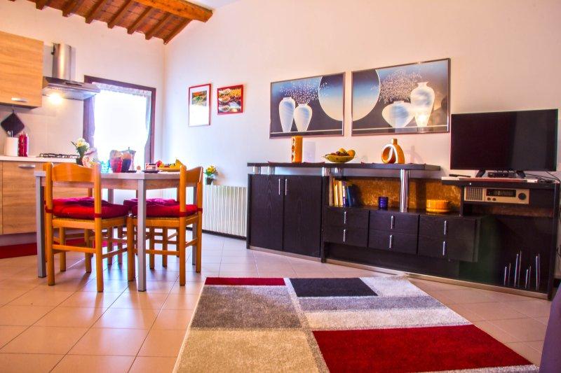 B&B -  History Apartment - Le Cà De Boron - Montagnana, Ferienwohnung in Cadoneghe