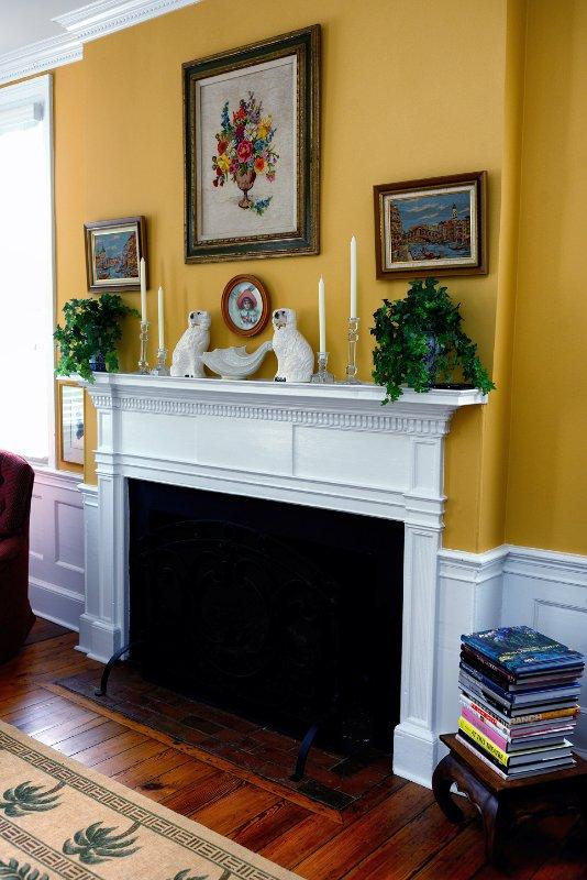 La maison a été décorée pour le plaisir des invités et a le luxe de Big TV écran et la connexion Wi-Fi.