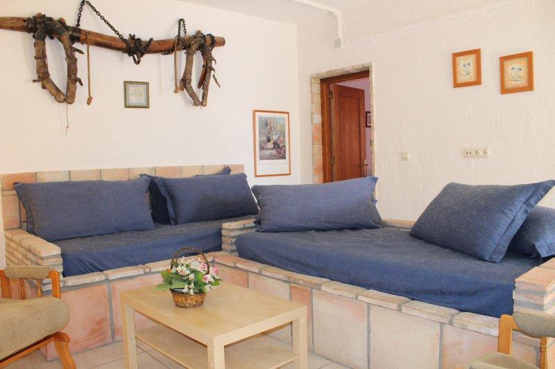 Un paraiso. Apartamento con 2 dormitorios., alquiler de vacaciones en San Pedro del Pinatar