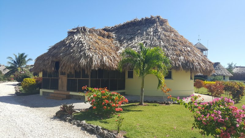 Come relax at Orchid Bay in a luxurious Casita on the Beach!