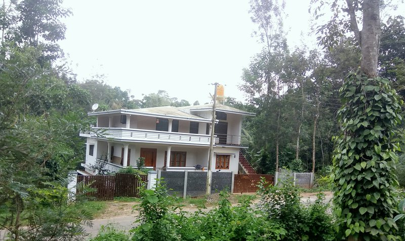 Sanjus Ammathi Homestay, holiday rental in Coorg