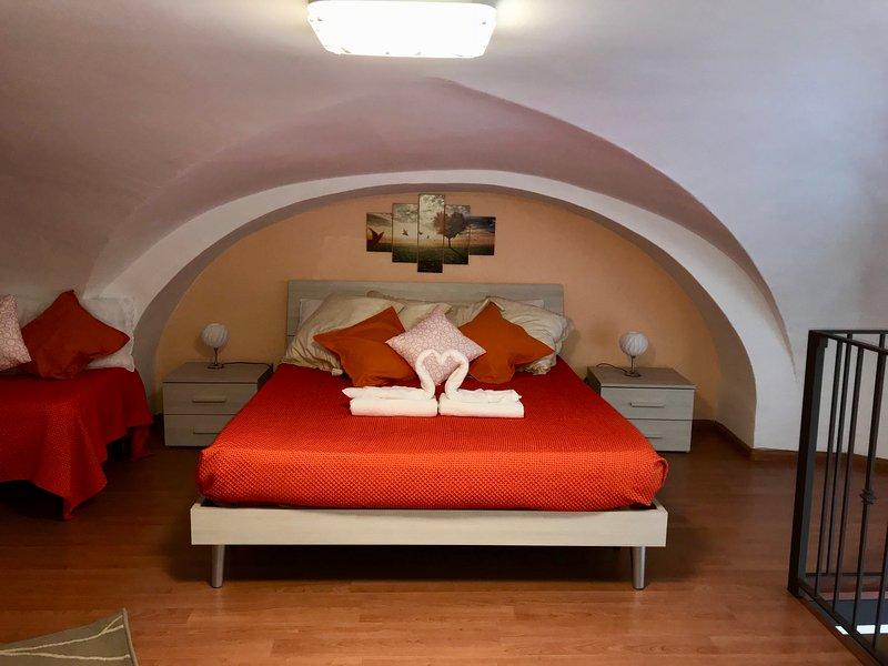 Casa Kitea, holiday rental in Raddusa