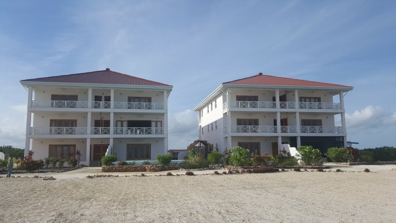 Orchid Bay Rental Belize Seafront Condominiums, holiday rental in Corozal