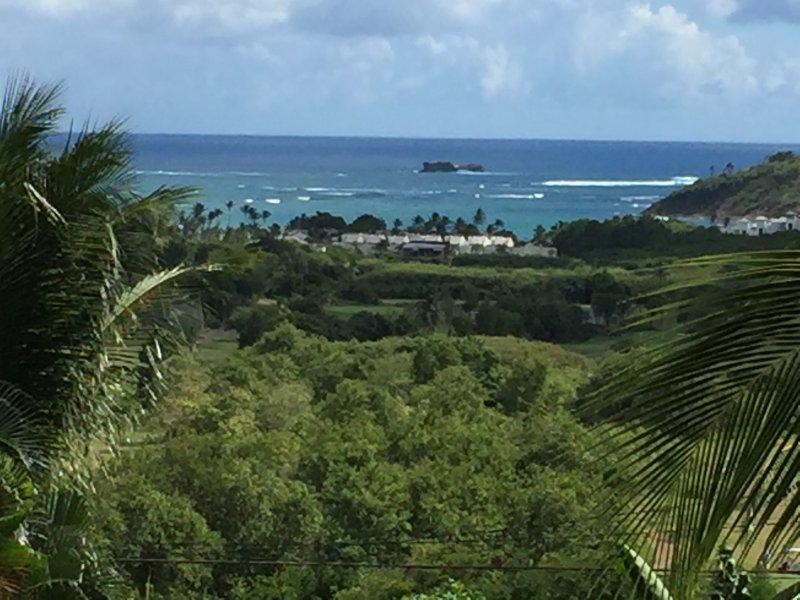 Vista mare da Villa