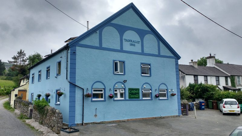 Capel Tanrallt, Home from home Snowdonia., holiday rental in Clynnogfawr