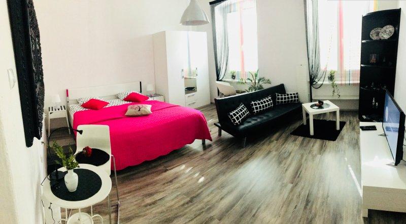 Studio App Garibaldi, location de vacances à Rijeka