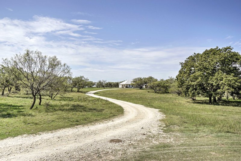 This Texas home is the perfect destination for your next vacation!
