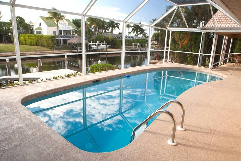 Western Exposure Quick Access To Gulf 478 Persian Ct Marco Island Florida