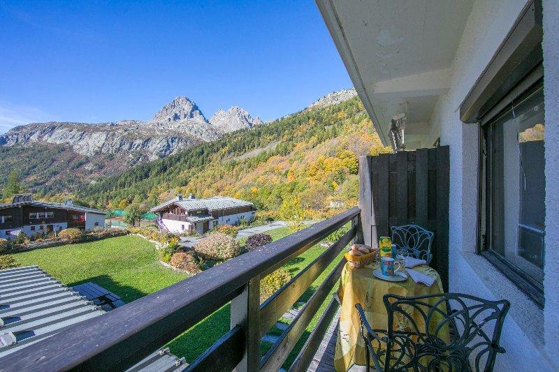 Résidence Igloo 3, casa vacanza a Vallorcine