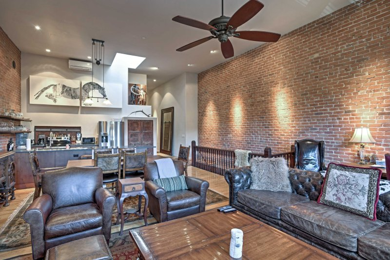 Explore Basalt from this 2-bed vacation rental located in the heart of downtown.