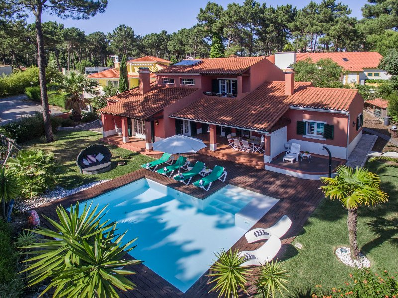 Villa Gardenia, holiday rental in Setubal District