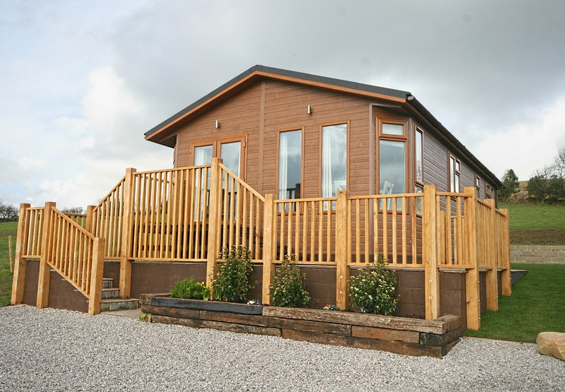 The Lodge at Hill Farm Holiday Cottages Near Whitby, holiday rental in Beck Hole