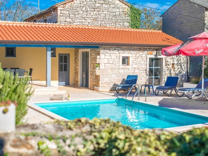 Villa Cynthia - Istrie, Croatie
