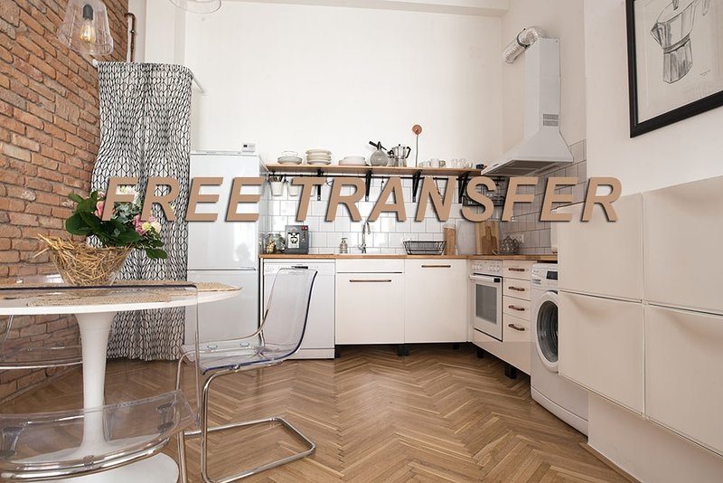 Kitchen_1 Free transfer upon departure after 5 nights!