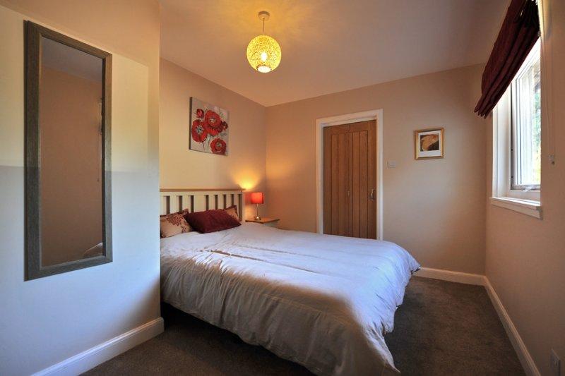 camera da letto matrimoniale con bagno privato
