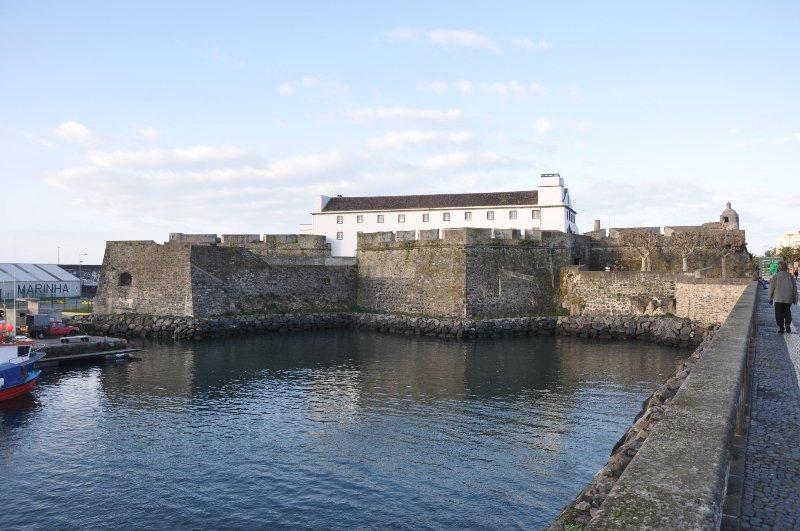 Forte de São Brás - a 200 metros da casa