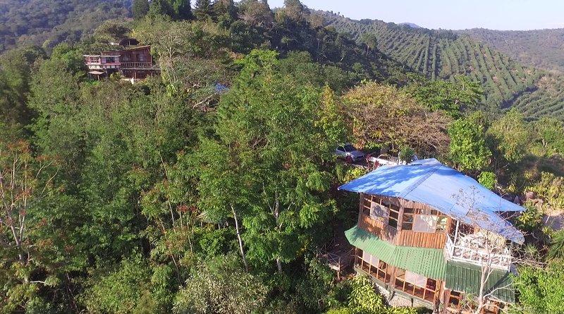 Cabaña Guachipilin  - 'Lo Nuestro' Apaneca, location de vacances à Ahuachapan Department