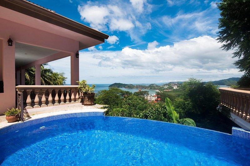 Erstaunlich Meerblick von Casa Pajaros