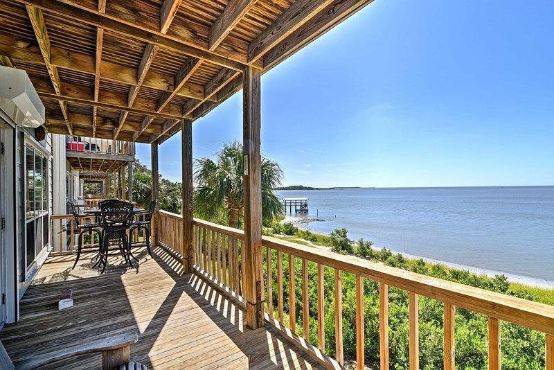 Évadez-vous au soleil en séjournant dans ce condo de vacances à Cedar Key!