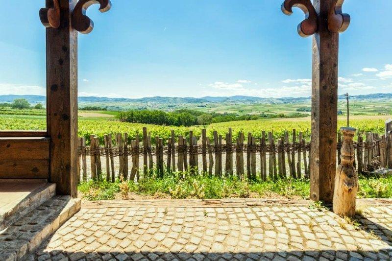Nika Winery Maison principale