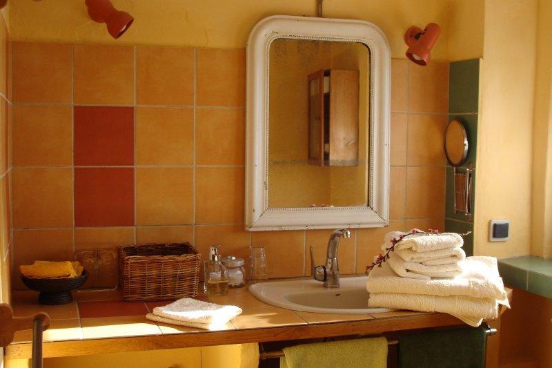 Chambres d'hôtes Chaumarty - Amalfitana - salle de bain