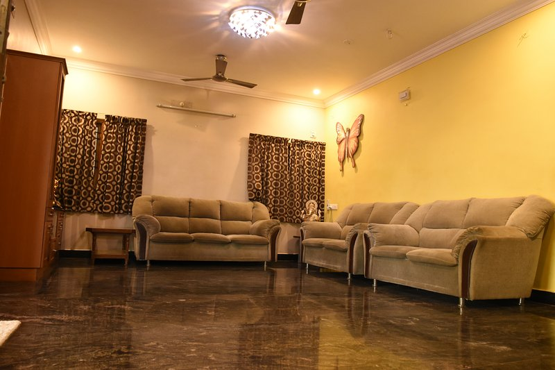 Camalagam Residency, Ferienwohnung in Pondicherry