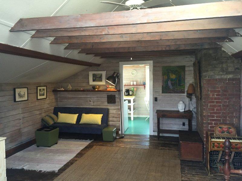 Provincetown Artist Loft Studio Apt. Has Central Heating ...