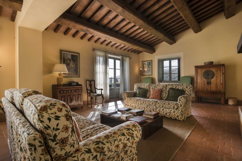 Le Capanne, Camporsevoli, holiday rental in Fighine