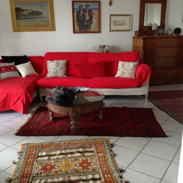 Casa Silvia, elegante appartamento sul mare a Serapo, aluguéis de temporada em Gaeta