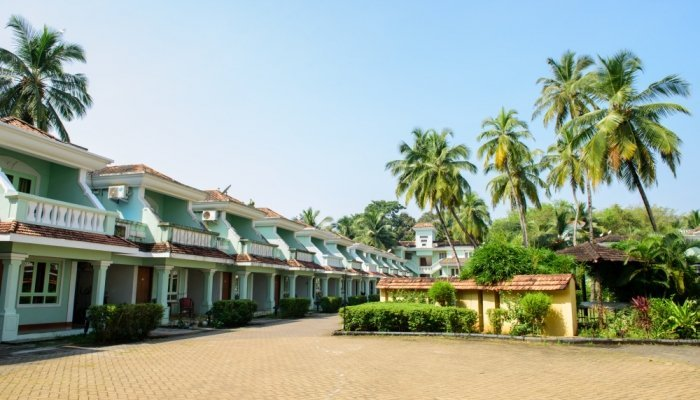 2bhk CD zen villa luxury flat, holiday rental in Benaulim