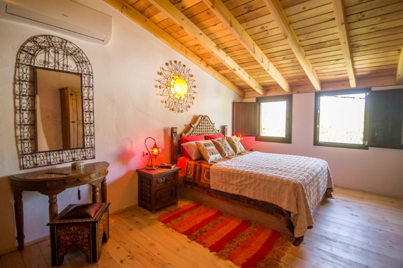 Casa con encanto en Alajar, holiday rental in Galaroza