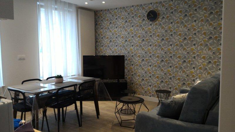 Nouvel Appartement 202 T3 de 50m² à LILLE pour 6 voyageurs, location de vacances à Lille