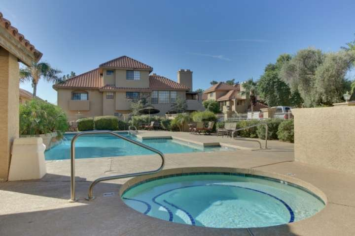 Fabulous Community Heated Pool and Spa