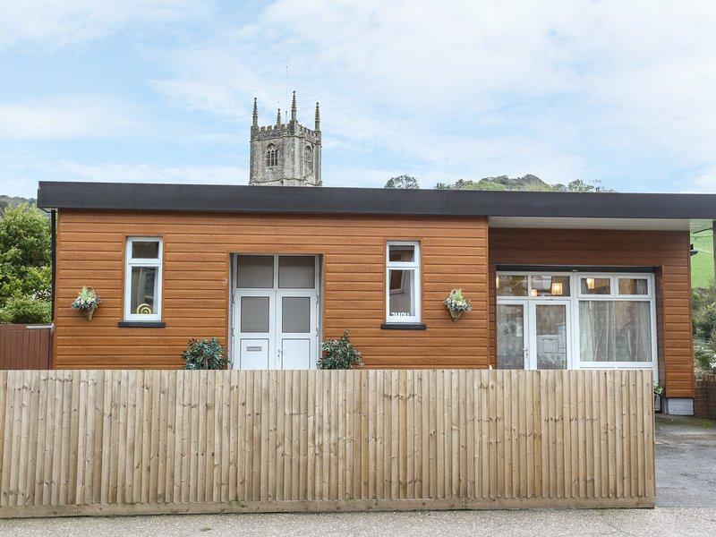THE CABIN, en-suite, WIFI, beach walking distance, Ref 964485, casa vacanza a Kentisbury