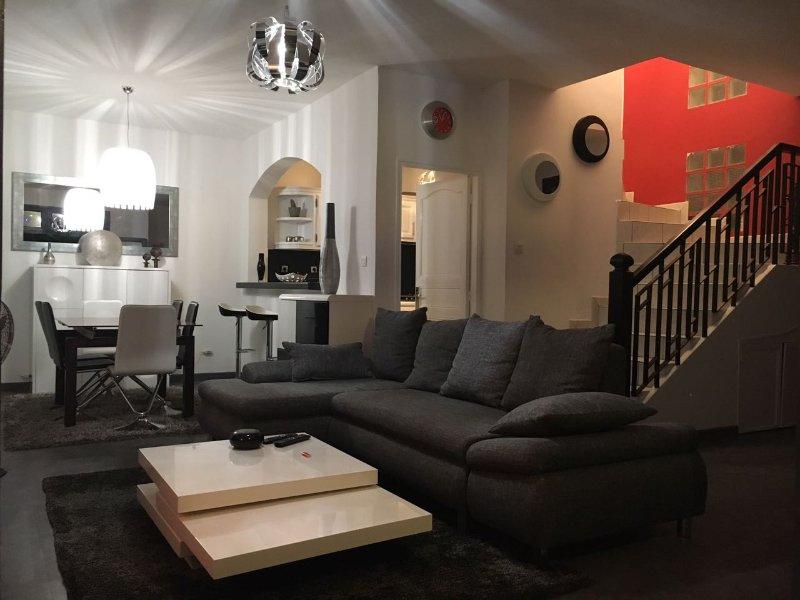 maison de ville, holiday rental in Saint-Denis