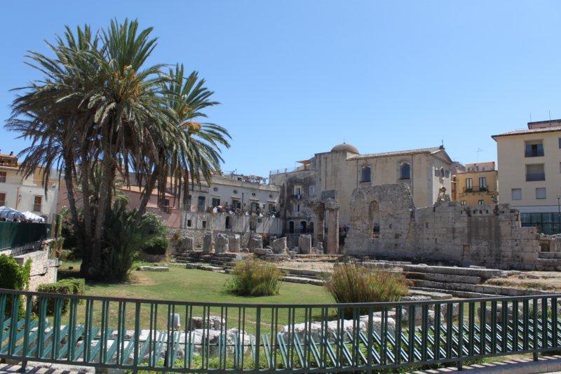 Ponto de interesse: Temple of Apollo