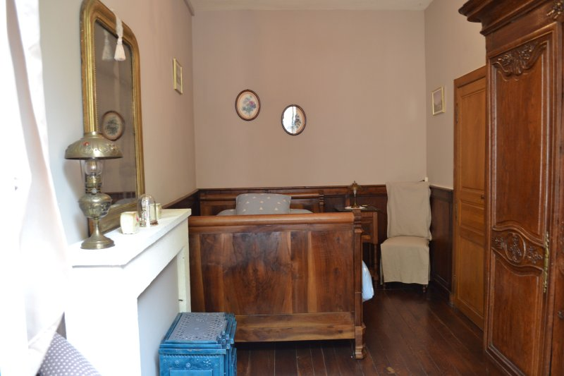 4th bedroom overlooking the Village Square