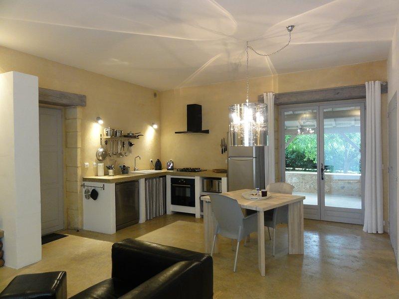 La Petite Grange ****, vacation rental in Saint-Martin-des-Combes