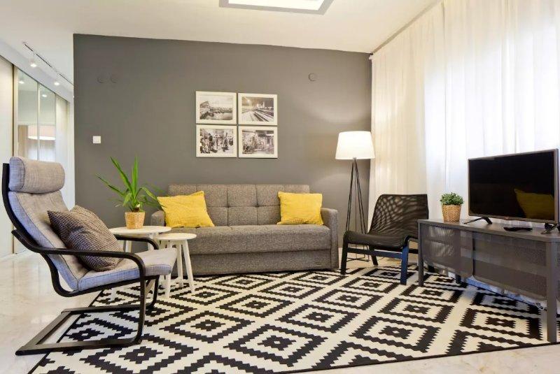 An Urban TLV escape, aluguéis de temporada em Tel Aviv