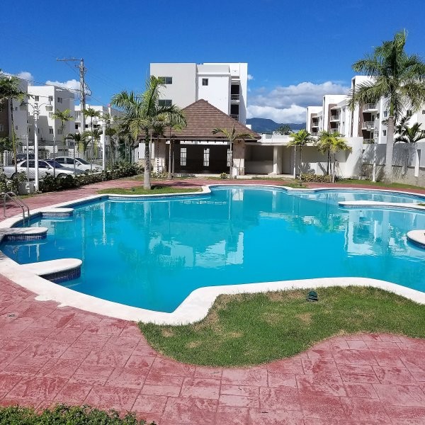 NEW WONDERFUL APARTMENT WITH POOL, TV, WIFI, AC, vacation rental in Santiago de los Caballeros