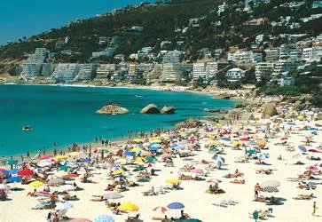 You are 4 kilometres from Camps Bay beach
