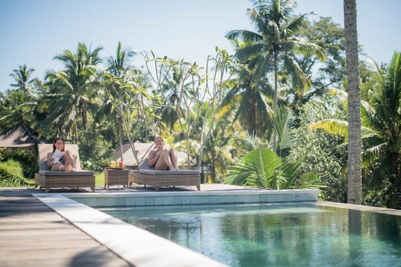 Villa at Ubud (Double Room 1), holiday rental in Peliatan