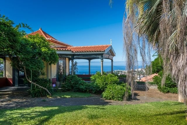 Quinta de Santa Luzia - Villa, holiday rental in Madeira