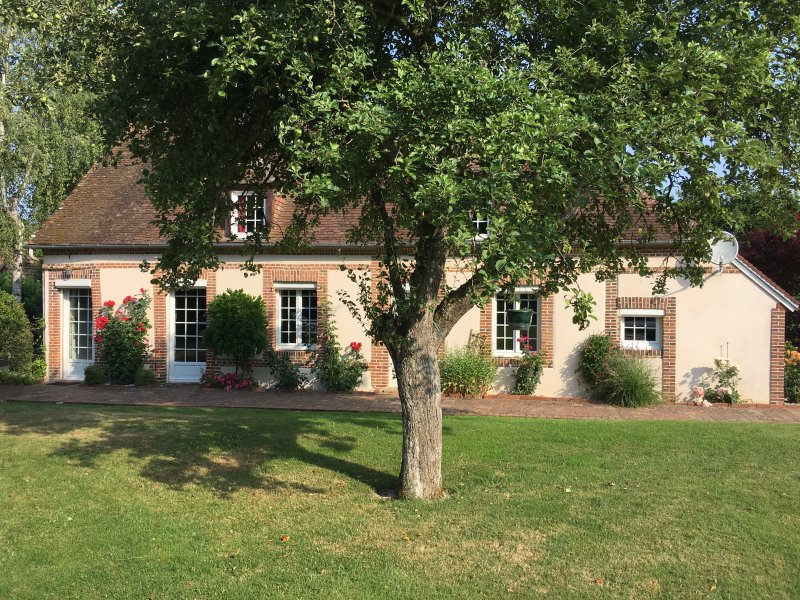 La Longère Fleurie, holiday rental in Fay