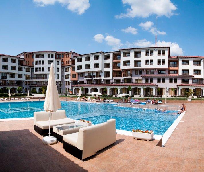 Apart-hotel Harmony Hills Residence, aluguéis de temporada em Albena
