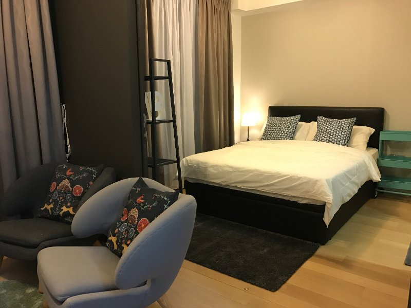 Pet Friendly 1 Bed Apartment In Tanjong Pagar
