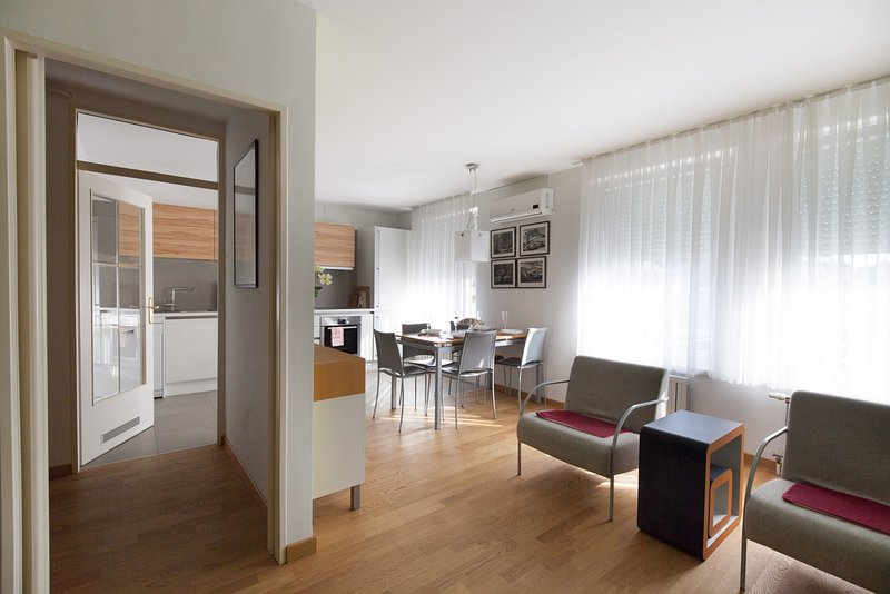 Apartment Eva Tour As, holiday rental in Ljubljana