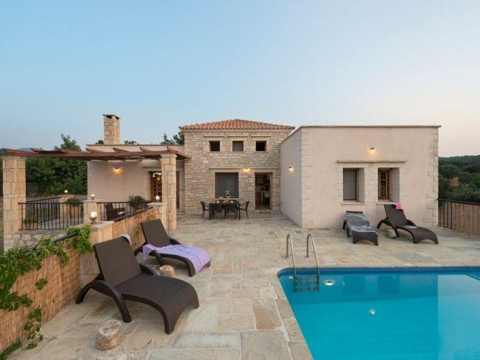 Villa Nelida - Crete, Greece