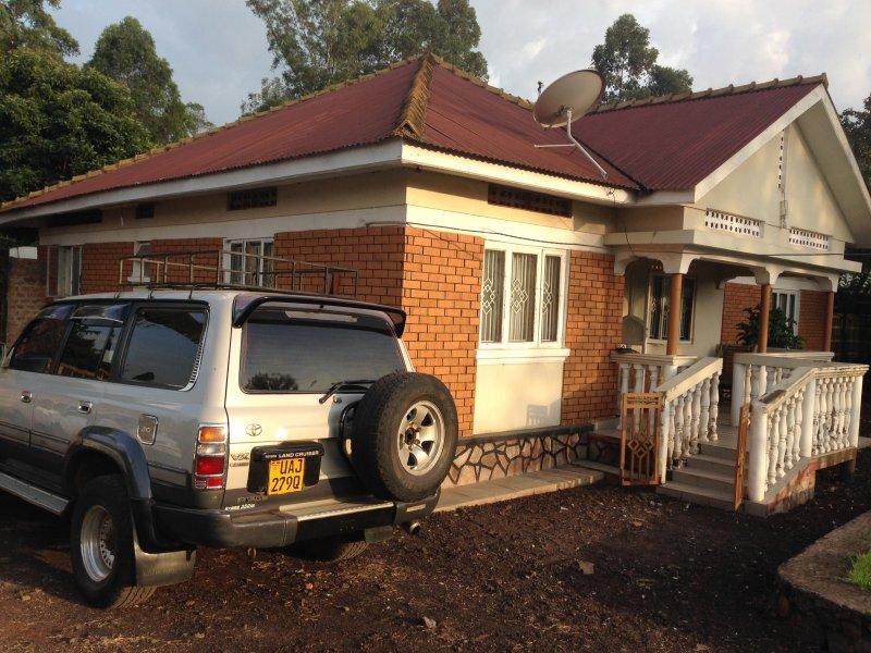 Coffee home stay, location de vacances à Mgahinga Gorilla National Park