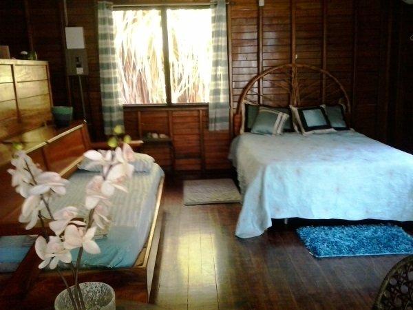 Capacidad 4 doble cama de matrimonio y inflable